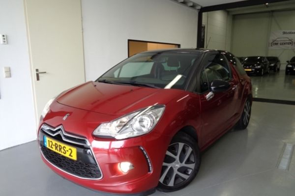 Citroen DS3 1.6 e-HDi So Chic/ Navi/ PDC/ Clima/ Led/ Bleuth
