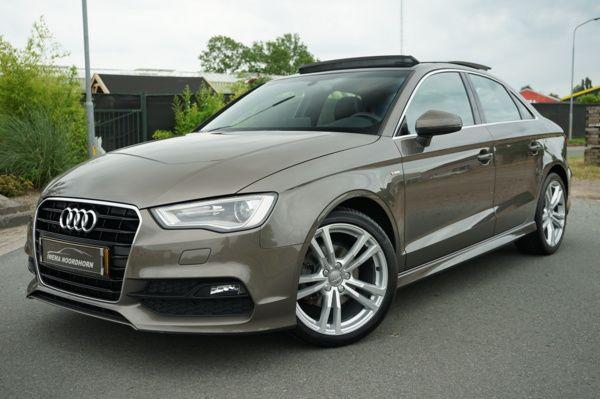 Audi A3 Limousine 1.6 TDI Ambition Pro S-Line Panoramadak|B&O|Navi groot|Stoelverwarming