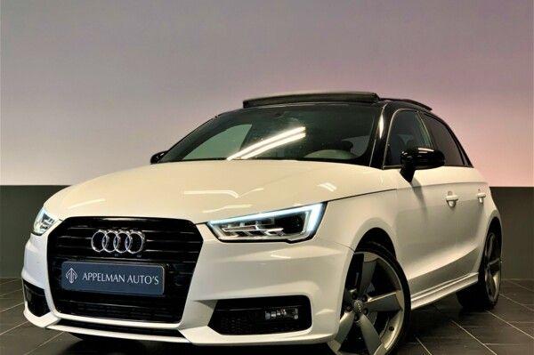 Audi A1 Sportback 1.4 TFSI Pro Line S|185PK|Pano|Keyless|Cruise Controle|