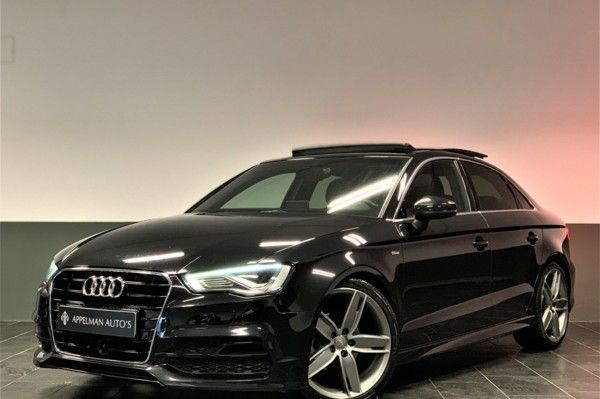 Audi A3 Limousine 2.0 TDI Ambiente S-Line|Full Option|B&O|Pano|ACC|Keyless|V.a €219,- p/m