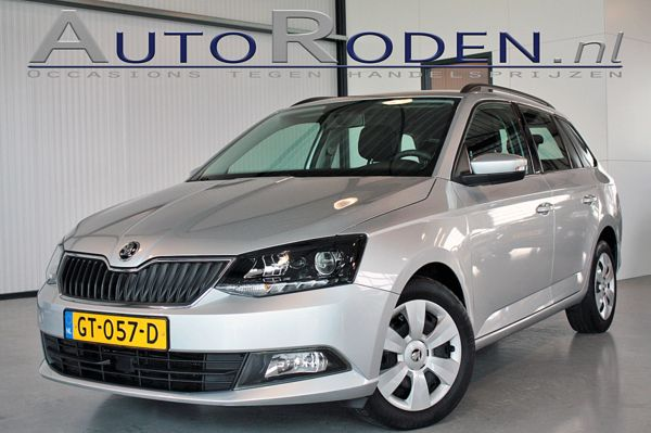 Skoda Fabia 1.2 TSI Ambition AirCo/Cruise/PDC/Front Assist