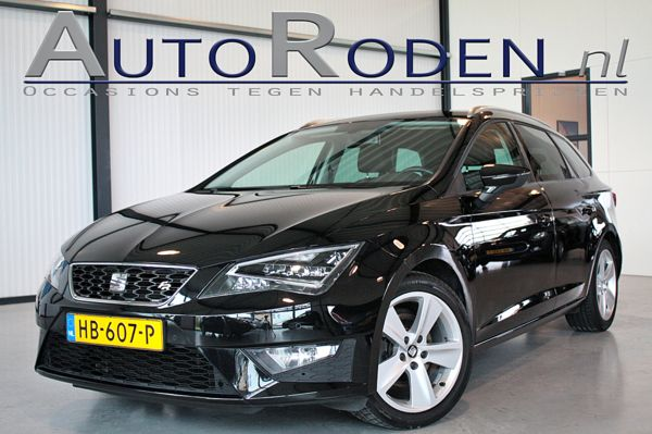 Seat Leon ST 1.4 EcoTSI 150pk FR Connect LED/Bns Plus