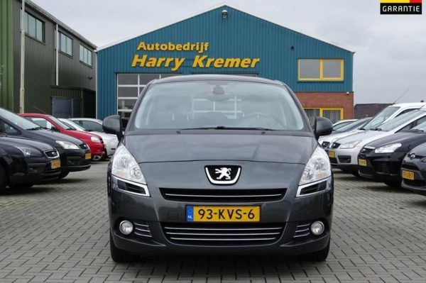 Peugeot 5008 - 2.0 HDiF GT 5p
