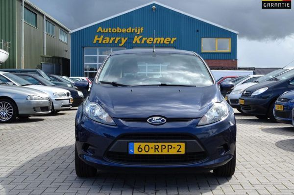 Ford Fiesta - 1.25 Limited
