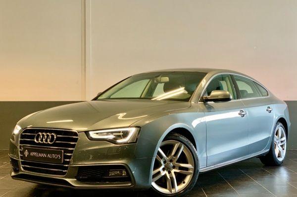 Audi A5 Sportback 1.8 TFSI Adrenalin | NAVI | LED | CRUISE CONTROLE | CLIMATE CONTROLE