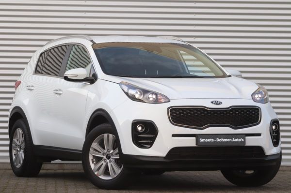 Kia Sportage 1.6 DynamicLine NW Model | Navigatie | Climate | Cruise | Camera | ESP