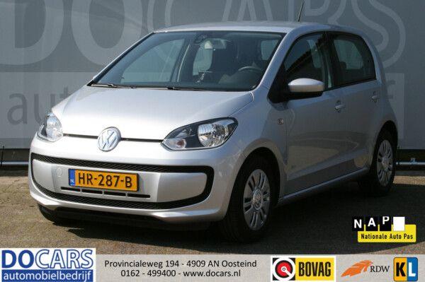 Volkswagen Up! 1.0 move up! BlueMotion - BTW auto