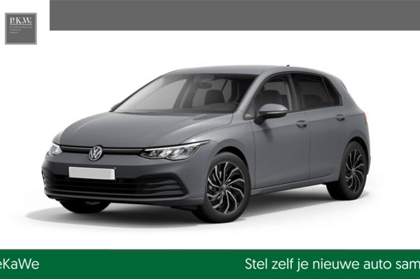 Volkswagen Golf VIII 2.0 TDI 115 pk Life 6-v NIEUW te bestellen