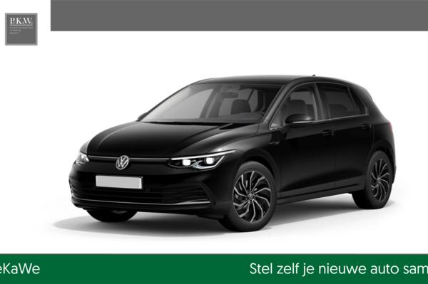 Volkswagen Golf 2.0 TDI SCR 150pk 7-DSG Style NIEUW