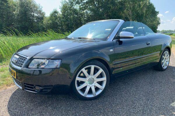 Audi S4 Cabriolet 4.2 V8 Pro line Xenon - Sportleder - Navi - Cruise