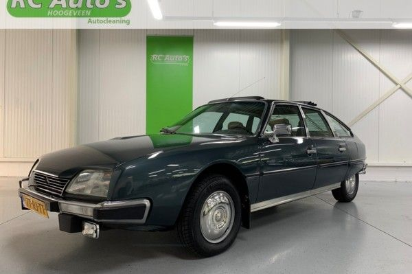 Citroen CX 2.4 Pallas inj. C-Matic