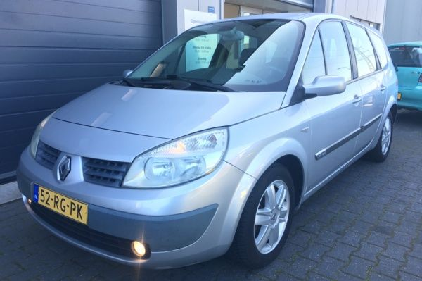 Renault Grand Scenic 1.6-16V Dynamique Luxe 7-Pers/Clima/Cruise/LMV