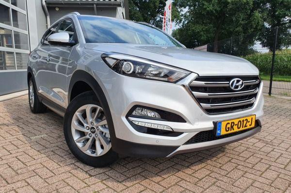 Hyundai Tucson 1.6 GDi Comfort|NL-AUTO|Navi|Clima|Camera|Trekhaak|PDC|80.787KM|