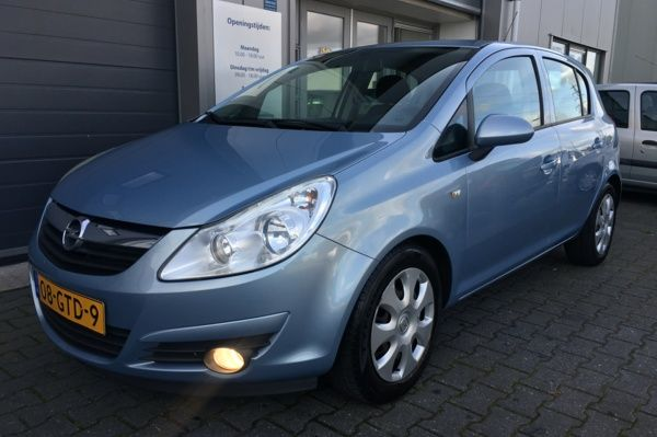 Opel Corsa 1.4-16V Business 5-drs Clima Cruise