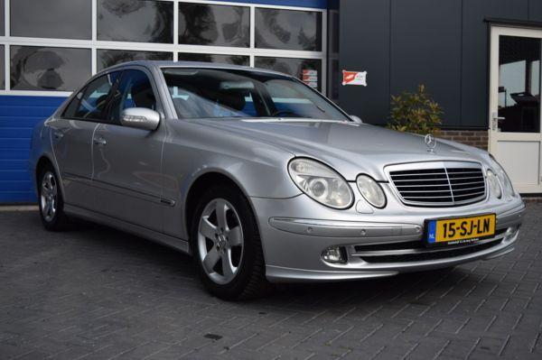 Mercedes E-klasse 280 CDI Avantgarde