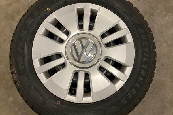 Winterband origineel set 175/65/14 Volkswagen Up! ('11->)