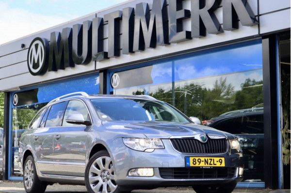 Skoda Superb Combi 1.8 TSI Ambition