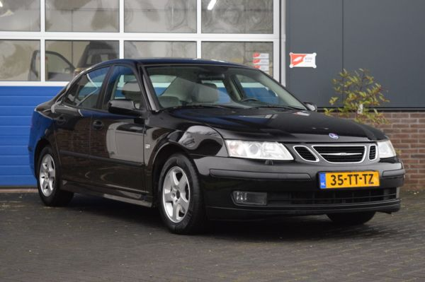 Saab 9-3 Sport Sedan 1.9 TiD Linear Business