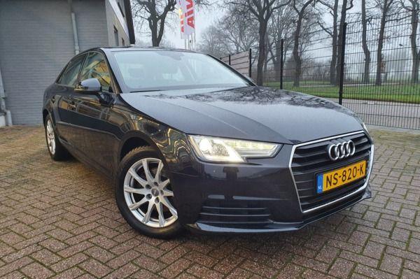 Audi A4 1.4 TFSI Sport Pro Line|Automaat|2016|virtual cockpit|Navi|LED|Xenon|17 inch|Allseasons|