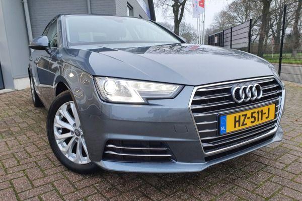 Audi A4 1.4 TFSI Design Pro Line|Automaat|140PK|2016|NLauto|Trekhaak|Clima|Navi|