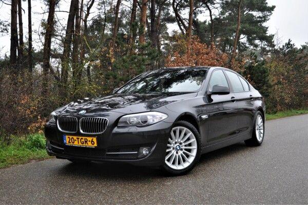 BMW 5-serie 530i(272 PK) High Executive AUTOMAAT NL-AUTO TREKHAAK NL-AUTO