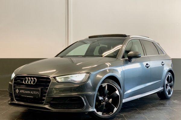 Audi A3 Sportback 2.0 TDI Quattro S-Line   Pano   ACC   Dodehoek  
