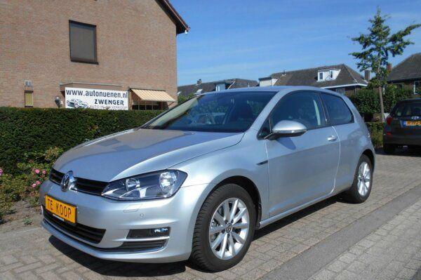 Volkswagen Golf 1.4 TSI AUTOMAAT F1|NAVIGATIE|STOELVERWARMING|CRUISE-CONTROL|BLUETOOTH|DRIVER ALERT|CLIMA-
