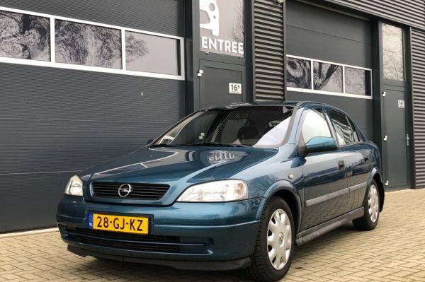 Opel Astra 1.6 Pearl 5-drs | airco | 2e eigenaar
