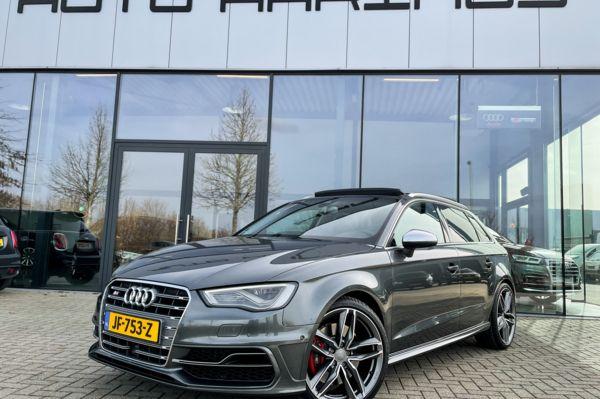 Audi S3 S3 Sportback Quattro B&O Panodak ACC Camera