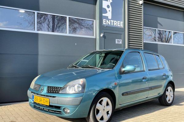 Renault Clio 1.2-16V Extreme | 5-deurs | APK jul-21