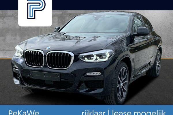 BMW X4 xDrive30i H Executive M-Sport Standkachel