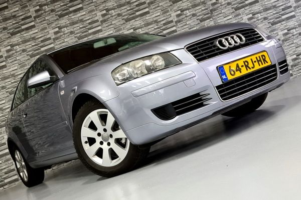 Audi A3  1.9 TDI Attraction *Climate*Cruise*LMV*NAP!