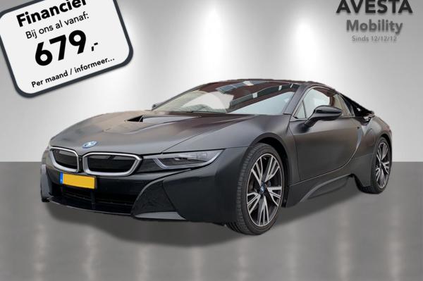 BMW i8 Frozen Black | BTW Auto