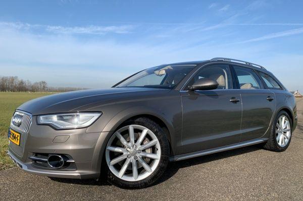 Audi A6 Allroad 3.0 TFSI Quattro Pro Line Plus INCL BTW - B&O - Pano - Massage - Head Up - Adaptive