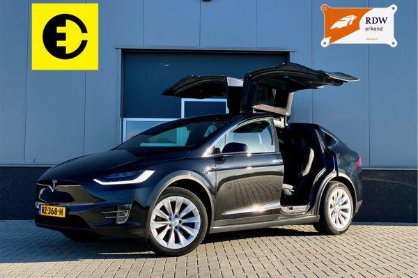 Tesla Model X 100D 7p.  AutoPilot   4% Bijtelling   Trekhaak