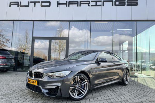 BMW M4 Head-Up Keyless Adapt.LED Schadevrij en in nieuwstaat