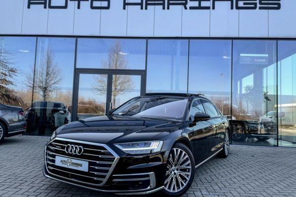 Audi A8 Lang 55 TFSI B&O Advanced Nightvision 3xTV Laser Nwpr. 202k