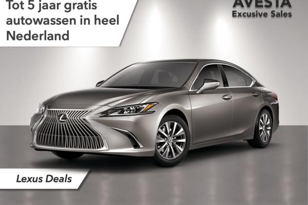 Lexus ES 300h Business Line | Lexus deals | Schuifdak