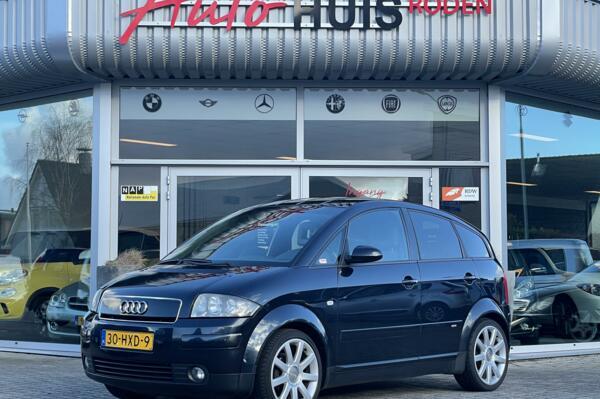 Audi A2 1.4 TDI S Line| Navi| Clima| Leer| Trekhaak| 17 inch