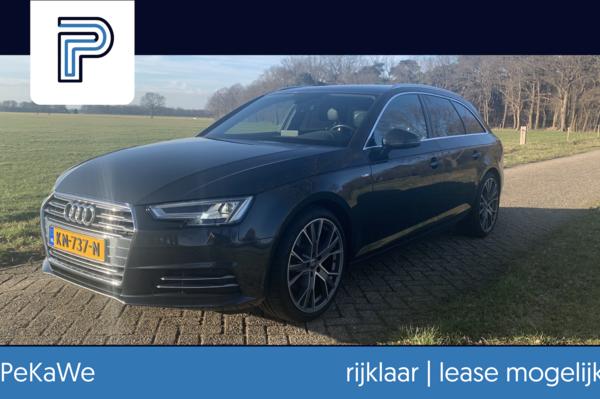 Audi A4 Avant 1.4 TFSI 150pk Sport Pro Line S-Line ext & int