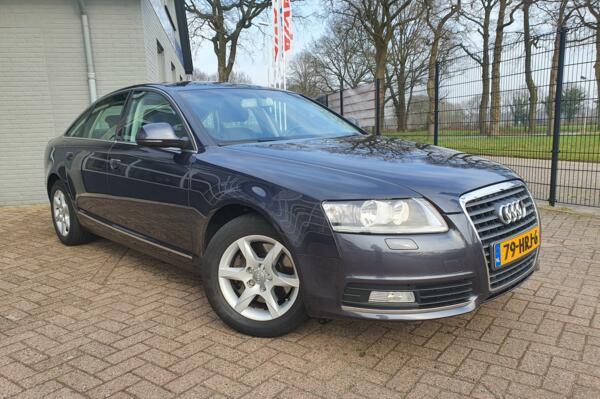 Audi A6 2.0 TFSI Business Edition|2009|Automaat|Leder|128.283KM|Trekhaak|Navi|PDC|