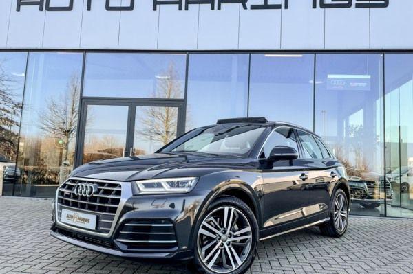 Audi Q5 2.0 TFSI quattro Launch Edition