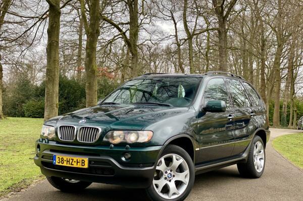 BMW X5 4.4i Executive / Orig. NL / Youngtimer / NAP