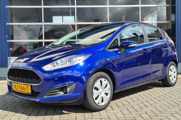 Ford Fiesta 1.5 TDCi Style Ultimate Edition