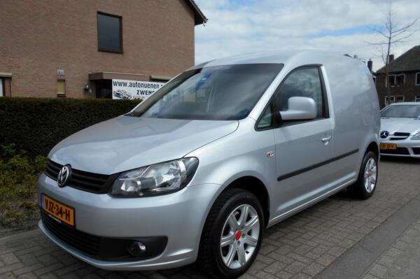 Volkswagen Caddy Bestel 2.0 TDI 140PK NAVIGATIE|AIRCO|STUURBEDIENING|ZIJ-SCHUIFDEUR