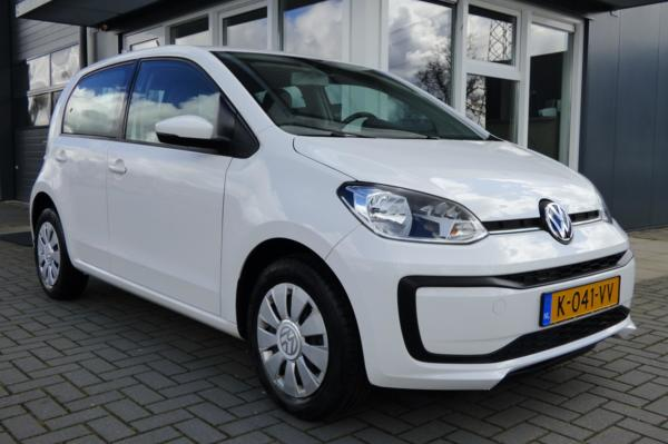 Volkswagen Up! 1.0 Move Up! | 5-DEURS | AIRCO | 71000 KM!!!