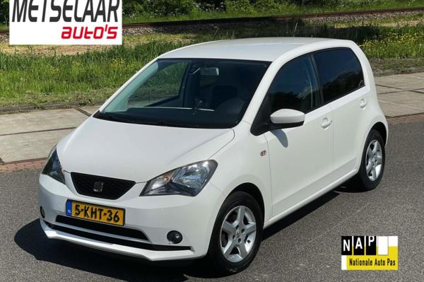 Seat Mii 1.0 Chill Out EcoFuel