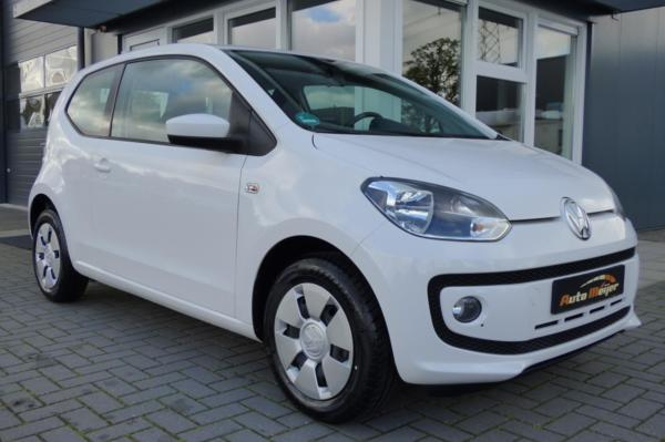 Volkswagen Up! 1.0 Move Up! | STOELVERWARMING | 99000 KM!!!