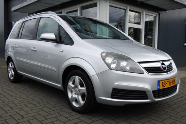 Opel Zafira 1.8 Business | AIRCO | 7-PERSOONS | 150000 KM!!!