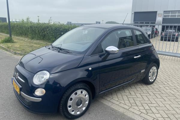Fiat 500 1.2 Lounge NAP AUTOMAAT BOVAG